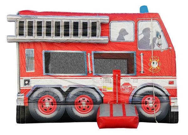 firetruck-bounce-house